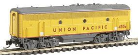 Intermountain EMD F3B DC Union Pacific (Armour Yellow, gray) N Scale Model Train Diesel Locomotive #69803