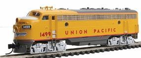 Intermountain P7 without Sound Union Pacific N Scale Model Train Diesel Locomotive #69939