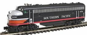 Intermountain EMD FP7 Phase I - Standard DC Southern Pacific (Black Widow) - N-Scale