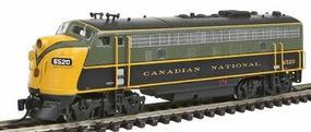 Intermountain EMD FP9 - Standard DC - Canadian National N Scale Model Train Diesel Locomotive #69987