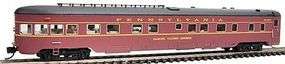 Intermountain 2-1-1 Observation-Buffet-Lounge Pennsylvania Railroad N Scale Model Train Passenger Car #7509