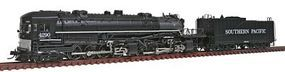 Intermountain AC-12 4-8-8-2 Cab Forward Southern Pacific #4290 N Scale Model Train Steam Locomotive #79011