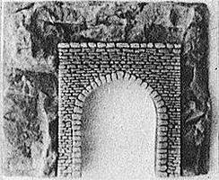 ISLE Tunnel portal cut stone HO-Scale