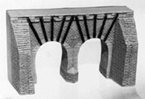 ISLE Cross-Over Bridge/Tunnel - HO-Scale