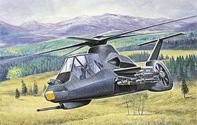 Italeri RAH-66 Commanche Plastic Model Helicopter Kit 1/72 Scale #0058s