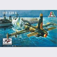 Italeri MB 339 A Plastic Model Helicopter Kit 1/72 Scale #1354s