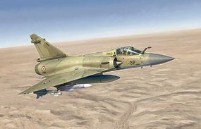 Italeri Mirage 2000C Gulf War Anniversary Plastic Model Airplane Kit 1/72 Scale #1381s