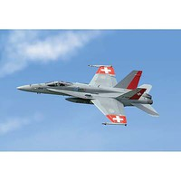 Italeri F/A-18 Swiss Air Force Plastic Model Airplane Kit 1/72 Scale #1385s