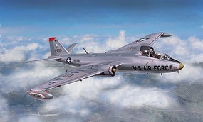 Italeri Martin B-57B Bomber Plastic Model Airplane Kit 1/72 Scale #1387s