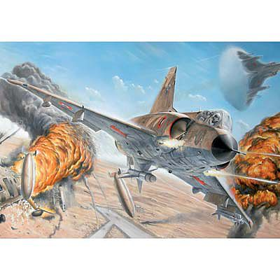 Italeri Mirage IIIC Plastic Model Airplane Kit 1/32 Scale #2505s