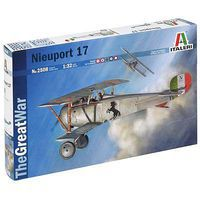 Italeri Nieuport 17 Plastic Model Airplane Kit 1/32 Scale #2508s