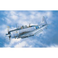 Italeri SBD-5 Dauntless Plastic Model Airplane Kit 1/48 Scale #2673s