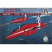 Italeri Hawk T1A Red Arrows 50 Display Seasons Plastic Model Airplane Kit 1/48 Scale #2747s