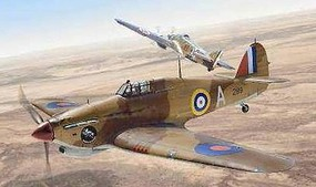 Italeri Hurricane MK.I with Photo Etched Parts Plastic Model Airplane Kit 1/48 Scale #2768s