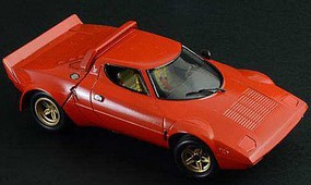 Italeri Lancia Stratos Plastic Model Vehicle Kit 1/24 Scale #3654s