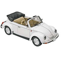 Italeri Volkswagen Beetle Cabrio Plastic Model Car Kit 1/24 Scale #3709s