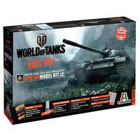 Italeri World of Tanks Type 59 Plastic Model Military Vehicle 1/35 Scale #37508