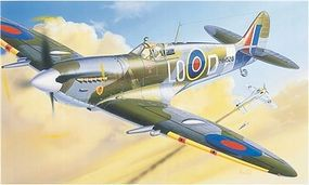 Italeri Spitfire Mk 9 Aircraft Plastic Model Airplane Kit 1/72 Scale #550094