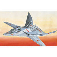 Italeri MiG-37B Ferret Plastic Model Airplane Kit 1/72 Scale #550162
