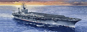 Italeri 1/720 USS Carl Vinson CVN-70 Super Carrier