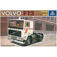 Italeri Volvo F12 Plastic Model Truck Kit 1/24 Scale #550751