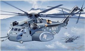 Italeri MH-53E Sea Dragon Plastic Model Helicopter Kit 1/72 Scale #551065