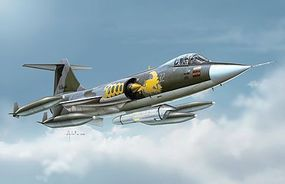 Italeri F-104G Recce Plastic Model Airplane Kit 1/72 Scale #551296