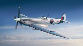 Italeri Spitfire Mk.VII Plastic Model Airplane Kit 1/72 Scale #551318
