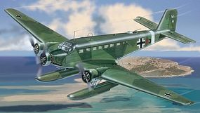 Ju 52/3m Floatplane Plastic Model Airplane Kit 1/72 Scale #551339