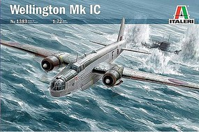 Italeri Wellington Mk IC Bomber 1-72