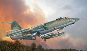 Italeri F-104 A/C Starfighter Plastic Model Airplane Kit 1/32 Scale #552504