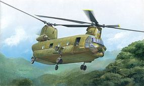 Italeri ACH-47A Chinook Plastic Model Helicopter Kit 1/48 Scale #552647