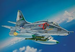 Italeri A-4E/F/G Skyhawk Plastic Model Airplane Kit 1/48 Scale #552671