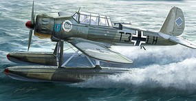 Italeri Arado Ar196A3 Seaplane Plastic Model Airplane Kit 1/48 Scale #552784