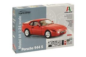 Italeri Porsche 944 S Plastic Model Car Kit 1/24 Scale #553659