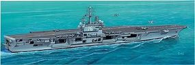 Italeri USS Ronald Reagan Plastic Model Military Ship Kit 1/720 Scale #555533