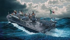 Italeri M.A.S. 568 4a Torpedo Armed Boat Plastic Model Military Ship Kit 1/35 Scale #555608