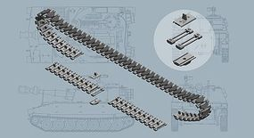 Italeri M109 Tank Track Link Set Plastic Model Vehicle Accessory Kit 1/35 Scale #556515