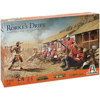 Italeri Battle of Rorkes Drift Diorama Plastic Model Military Diorama Kit 1/72 Scale #6114s