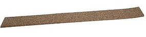 Itty-Bitty Roadbed dbl track x18'' 2/ Z-Scale (2)