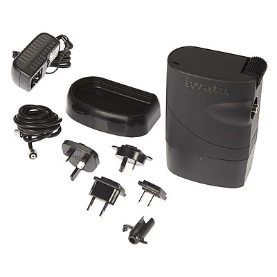 Iwata Airbrush & Accessories IFS 1000 Freestyle Air Battery Compressor