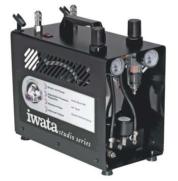 Iwata Airbrush & Accessories Power Jet Pro Compressor