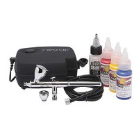 Iwata NEOfor Iwata CN Gravity Feed Airbrush Set