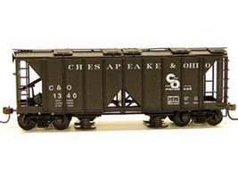 JAM 70T 2By Cvrd Hop CRR - HO-Scale