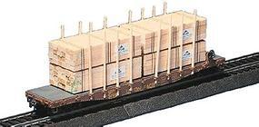 Jeager Heavy Timber Load GPSX HO-Scale