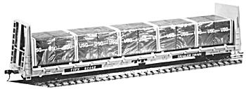 Jaeger HO Products Product load US Gypsum - HO-Scale