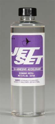 Jet Hangar Hobbies Jet Set Refill 8 oz