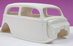 JimmyFlintstone 1936 Ford Flat Back SD Body for AMT Resin Model Vehicle Accessory 1/25 Scale #nb124