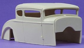 JimmyFlintstone 1930 Ford Rat Rod Body for Revell Resin Model Vehicle Accessory 1/25 Scale #nb162