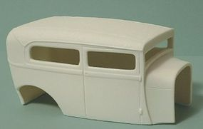 JimmyFlintstone 1928 Ford Chopped Top Body for RMX 1929 Ford Resin Model Vehicle Accessory 1/25 #nb177